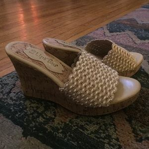 2 lips too Shoes - New slip on wedges