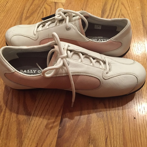 Birdie Golf shoes by Bally 8018374e4203