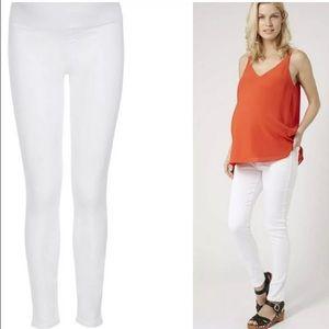 c8276bb27349a Topshop MATERNITY Jeans | Nwt Topshop Joni White Maternity | Poshmark
