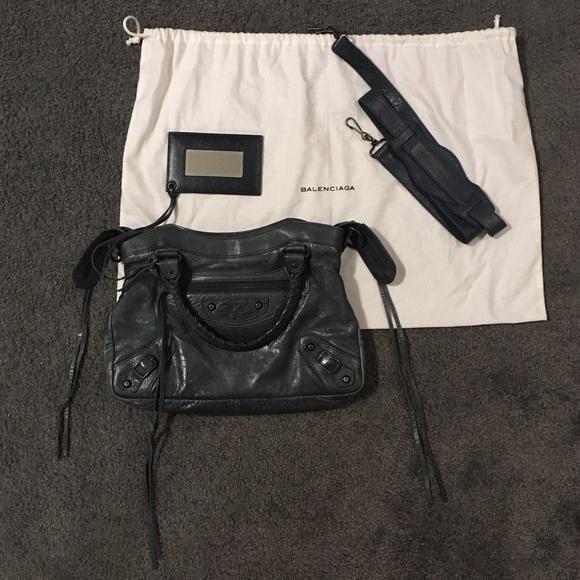 a354aa504f Balenciaga Handbags - Balenciaga town bag