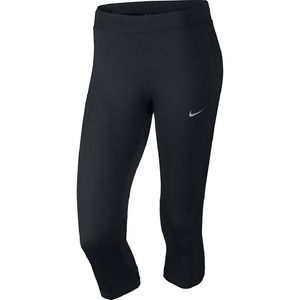 Nike Pants - Nike Essential Dry Fit Cropped Capri Running Tight