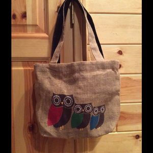Handbags - Owl Bag