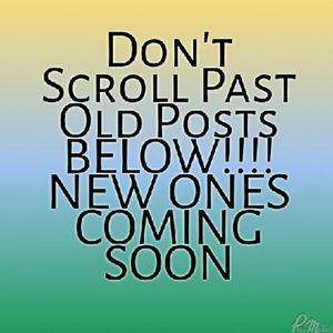 Other - STOP HERE old post beloe