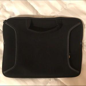 Casetify Accessories - Black Laptop Case