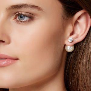 nordstrom • double stud earrings