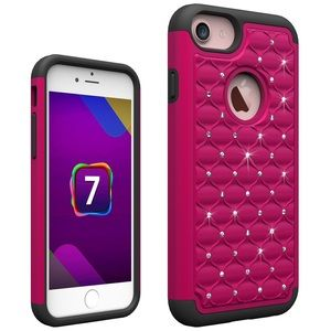 Bling Crystal Case for iPhone 7