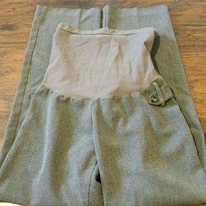 Motherhood Maternity Pants - MOTHERHOOD MATERNITY SIZE XS DRESS PANTS GUC