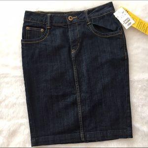 H&M Dresses & Skirts - H&M Denim Pencil Skirt