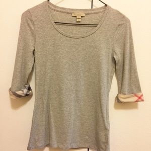 Burberry Tops - Authentic Burberry Top