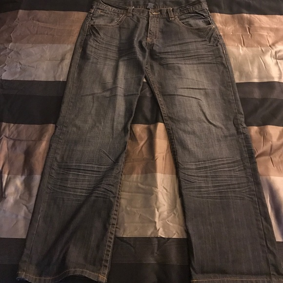 56% off Other - Level 7 jeans 40W 32L from Joe's closet on Poshmark