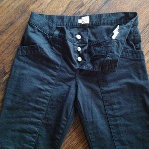 Joie Black Jeans