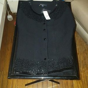 Woman's Brooks Brothers sweater