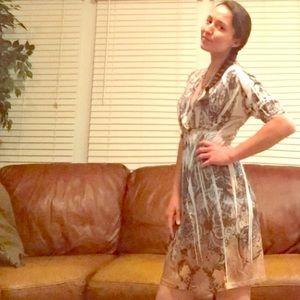 Christina Love Dresses & Skirts - EUC Christina Love Print Dress