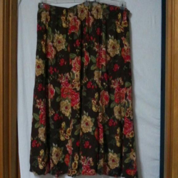 6cc7488aef White Stag Skirts | Women Plus Size 4x 26w28w Skirt | Poshmark