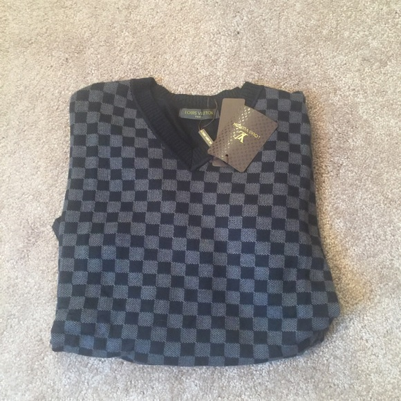Louis Vuitton Man Sweater 88