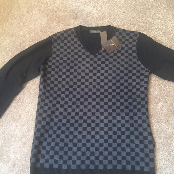 Louis Vuitton Man Sweater 55