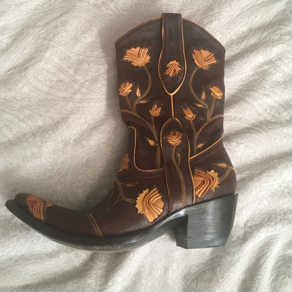 4a08fa0f0c5 Old gringo women's Abby Rose western boots