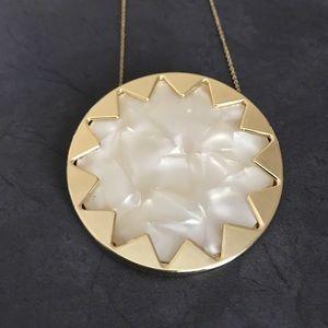 ‼️House of Harlow Large sunburst necklace!