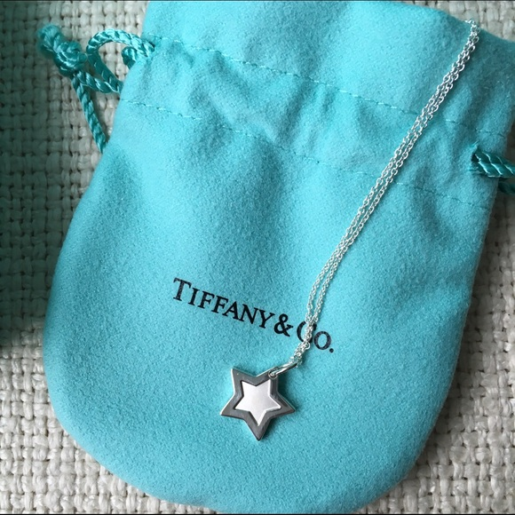Charmes Tiffany Charme Super Star En Argent Sterling Tiffany & Co. I95rN