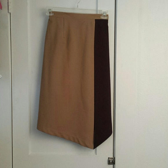 Skirts - Brown Skirt