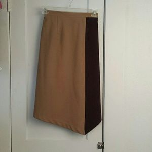 (3/$23) Brown Skirt