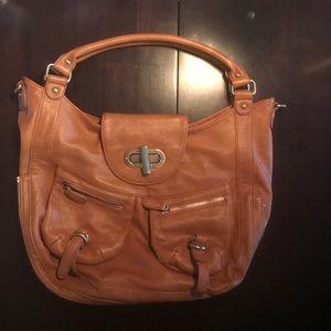 "Mellie Bianco  Handbags - Brown Melie Bianco ""Alyssa"" Hobo"