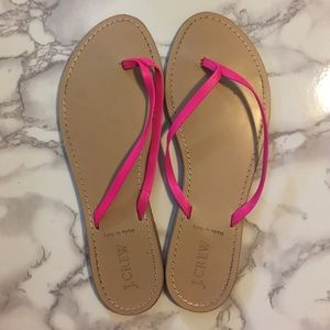 J. Crew Shoes - J.Crew Capri Flip Flops