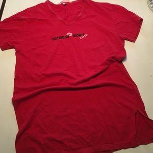 Victoria's Secret Sleep Shirt