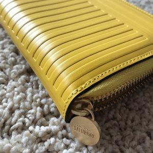 Kate Spade Saturday Yellow Wallet