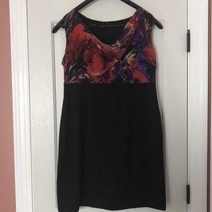 Alyx Dresses & Skirts - Alyx Cowl Neck Brush Stroke Dress