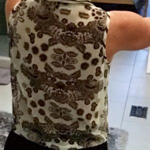Karen Kane Tops - Karen Kane tie front blouse