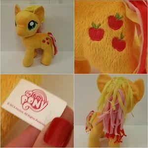 My Little Pony Other - Applejack My Little Pony Plush EASTER BASKET