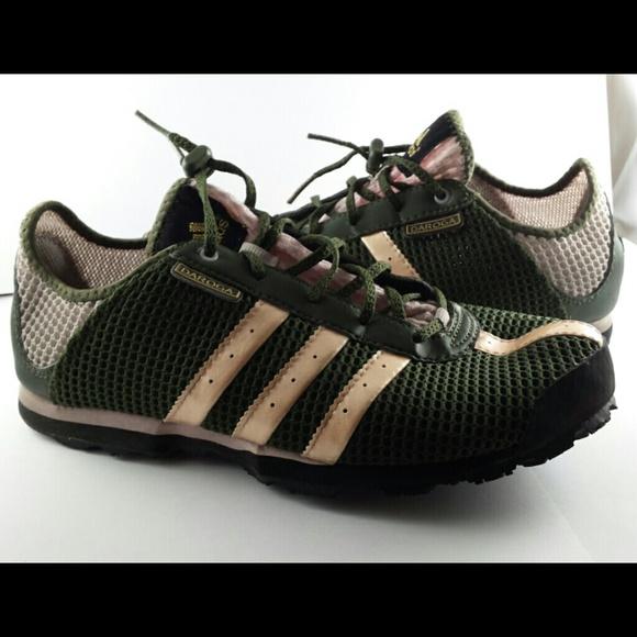 Adidas zapatos daroga malla rosa Trail poshmark GreenLight