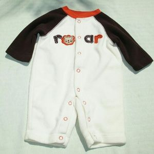 small wonders Other - Small Wonders fleece outfit