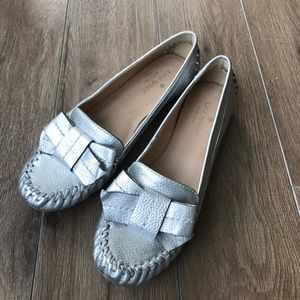 NWTKate spade leather flats