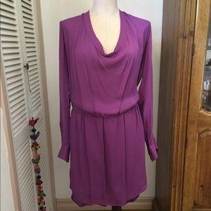 Haute Hippie Dresses & Skirts - Haute hippie silk shirt dress