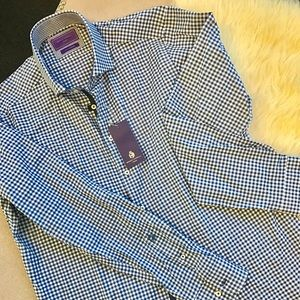 MENS: Button down shirt