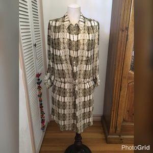 Haute Hippie Dresses & Skirts - Haute hippie shirt dress