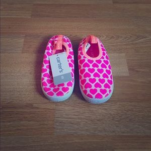 Carter's Other - Brand New! Girls Pink Water shoes