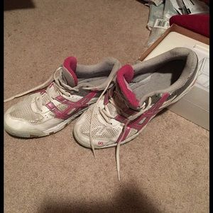 Asics Shoes - Asics Volleyball Shoes. Sz 11