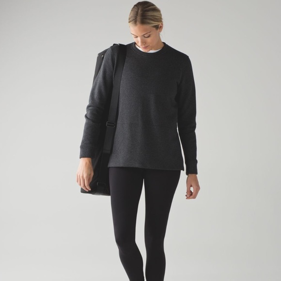 17% off lululemon athletica Tops - NWT Lululemon Yes Fleece ...