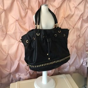Just fab pleather bag