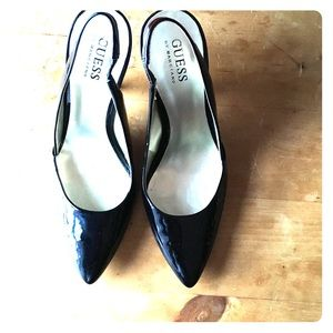 Guess by Marciano Shoes - Guess Patent Leather heels