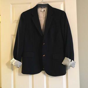 Jcrew factory navy blazer