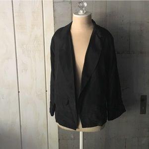 boutique Jackets & Blazers - Black blazer