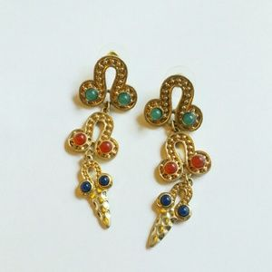 H&M Jewelry - Abstract dangling earrings