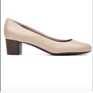 Rockport Shoes - Rockport Total Motion Pumps Warm Mauve Size 8