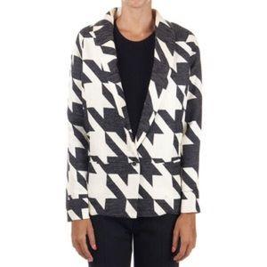 numph Jackets & Blazers - NUMPH- black and white blazer NWOT