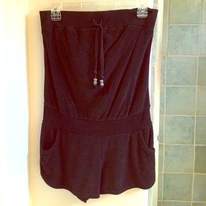 Old Navy terry romper