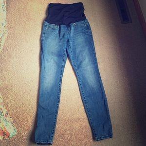 GAP Denim - Gap Maternity skinny jeans size 4